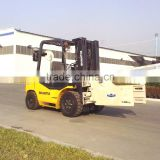 3.5 ton forklift made in china with bale clamps                                                                         Quality Choice