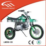 Dirt Bike with 125cc Lifan engine kick start