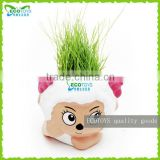 Beautiful sheep Grass Doll