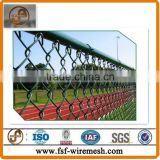 Galvanized Chain Link Fence/PVC coated Chain Link Fence/Stainless Steel Chain Link Fence