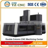 HIGH SPEED CNC VERTICAL MACHINING CENTER/ Double column CNC milling machine/gantry cnc vl2300