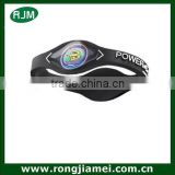 Promotion Silicone Custom Power Energy Balance Bands