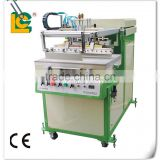 Dongguan Manufacturer professional of semi-automatic Oblique Arm Flat silk screen printing machine LC-E4060A