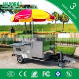 HD-23 coffee hot dog cart concession hot dog cart mobile kitchen hot dog cart                                                                         Quality Choice