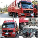 howo sinotruck 8x4 bulk carrier for sale
