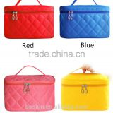 China factory professional manufacture hot selling cheap foldable makeup bag cosmetic bag