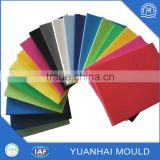 Cheap Hard Plastic Sheet, Transparent Colored Plastic Sheets, PVC Flexible Plastic Sheet