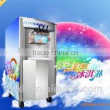 2016 Hot Sale Stainless Steel Real Fruit Blending Ice Cream Mixer Yogurt Ice Cream Machine Soft Ice Cream Machine