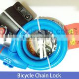 Security Lock Cable Chain Bicycle Combination Lock Bike Chain Lock