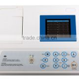 MC-ECG-3303B Twelve Leads Three Channels 3.5'' LCD Screen ECG Machine                                                                         Quality Choice