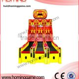 arcade bowling machine for sale / coin operated bowling game machine / game machine