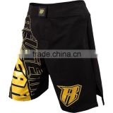 OEM service polyester micro fiber MMA shorts