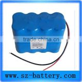 Li-ion Battery Pack for Christmas Lights 7.4V 8800mAH