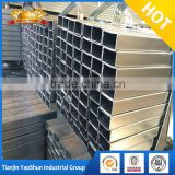 Chinese manufacture new product pre galvanized pipe galvanized hollow section square pipe
