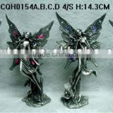 Beautiful Metal Sexy Fairy Figurines Wholesale
