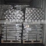 Aluminium sacrificial heater treater anode used in sea platforms, ship hulls, storage tanks inside, underwater pipes, piers, cru