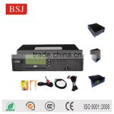 GPS Tracker + Printer + LCD display + Speed Limiter + Smart Card All in one Tracking Device