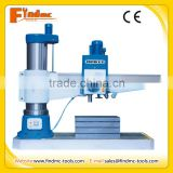 heavy duty hydraulic 100mm radial drilling machine for sale, drill machine, electric drill