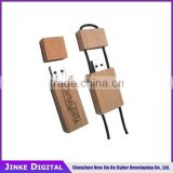 Wholesale Memory Stick of High Quality Wooden Usb Flash Drive Blank logo wood usb flash drive