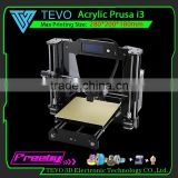 3D printer, Arylic 3D Rapid Prototyping Printer For Sale, ABS/PLA Rapid Prototype Machine /DIY 3D ptinter