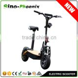 2016 NEW CE approved 2000W used electric Scooters for Adults with front /rear lights ( PES02 - 60v2000W )