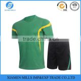 custom professional soccer uniform, soccer adults and soccer training suit, soccer jersey and soccer shorts