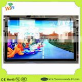 46Inch Ultra-thin Android system Advertisement LCD Electronic Display Touch Screen Board
