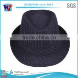 felt hillbilly hat fedora hats wholesale wool felt hats