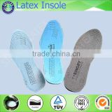blue environmental rubber shoe soles insole
