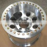 New products for atv alloy wheel rim