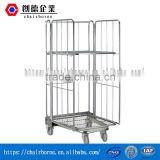 Direct manufacturer of professional design convenient operation steel foldable luggage cart