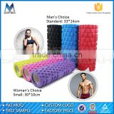 33*14cm Men's Size and 30*10cm Women's Size Colorful High Density EVA Foam Roller