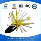 pvc insulation cable kvv16*2.5mm2 control cable