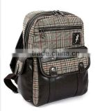 2012 Fashion Design Backpacks for College Girls,Polyester School Shoulders Bag with High Standard