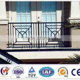 Factory Direct Price Wrought Iron Railings For Indoor Stair/Used wrought iron railing/used wrought iron stair railing