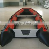 Inflatable Boat / pvc boat 4.3m - HOT MODEL