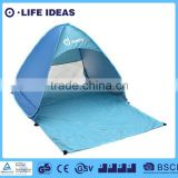 Sunshade Basecamp Shelter Automatic Pop Up Instant Portable Outdoors Quick Cabana Beach Tent folding Sun Shelter