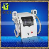Body vacuum suction cryo slimming machine vacuum fat freezing advanced cryo for slimming machine
