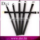 Professional 6 pcs makeup brushes set cosmetic kit eyebrow blush foundation powder makeup