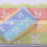 printed bamboo fabric bath towels manufacturer