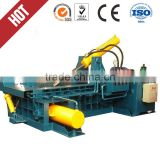 Hydraulic scrap metal baler,Y81 series waste metal packaging machine,compressing scrap cans and car