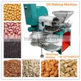 2017 new 6yl-120 oil press machine screw oil press machine