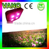 Greenhouse hydroponic equipment ,VANQ X4 integrated led grow light increase your plant growing speed