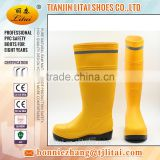Oil resistance anti-acid anti-alkaline PVC safety boots ,chemical resistant safety boots