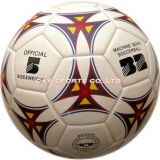 PVC machine-stitched soccer ball