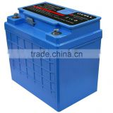 12V LiFePO4 Battery 45AH with smbus, UL, FCC, IEC62133 approved