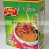 Slym Instant Vegetarian Instant Curry Soup (Box)