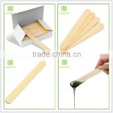 Disposable Steriled Wooden Tongue Depressor Paper Wrapped