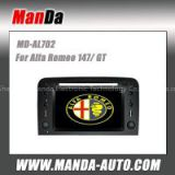 Manda 2 din car radio for Alfa Romeo 147/ GT factory navigation in-dash dvd autoradio gps