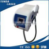 2016 high performance q switch nd yag laser tattoo removal machine